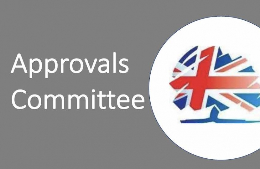 Approvals Committee